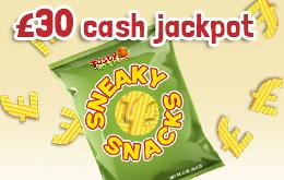 £30 Sneaky Snacks!