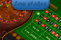 Low Stakes European Roulette