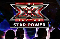 X – Factor Scratch Card