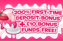 First Time Deposit Bonus