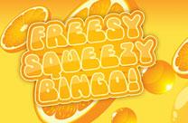 Freesy Squeezy Bingo