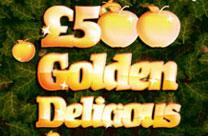 £500 Golden Delicious