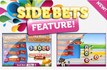 Sidebets Feature!